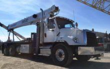 2017 MANITEX 2892C Boom Truck M