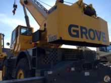 Used 2004 GROVE RT88