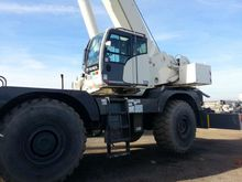 2014 TEREX QUADSTAR 1100 Rough