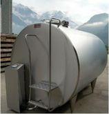 Refrigerated Milk Tank G9 2000