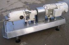 Jacketed Screw Pump PMR5331