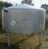 4,500ltr Stainless Steel Insula