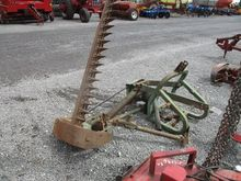 JD 350 BAR MOWER, TAG#49123