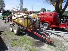 WALSH PULL TYPE SPRAYER 500 GAL