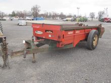 NI MANURE SPREADER, TAG#73665