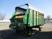 BADGER SILAGE WAGON BN950, TAG#