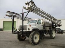 GMC C8500 SPRAYER #1GDP7H1J4WJ5