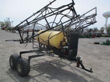 BLACK MACHINE ATV SPRAYER 150 G