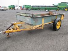 MANURE SPREADER, TAG#74434