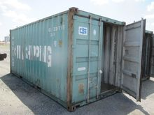 CONTAINER 20' TAG#74940