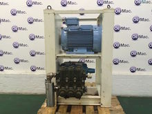 Cat Triplex Pump