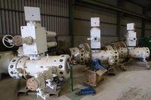 3 x FMC Dry Tree Riser System
