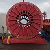2 x Reels Steel 8.6m dia