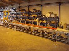 Hydraulic Drill Pipe Conveyor