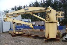 Hydralift Knuckleboom Crane KMC