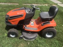 Used Husqvarna Riding Mowers for sale  Husqvarna equipment