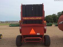2002 New Holland 658
