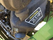 2012 John Deere Z930A