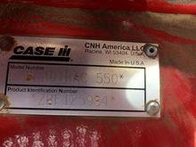 2011 Case IH Steiger 550