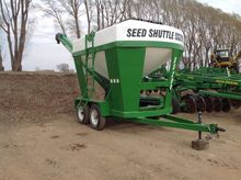 2009 Seed Shuttle SS290