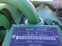 2013 John Deere 608C StalkMaste