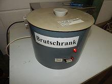 Used Incubator - in