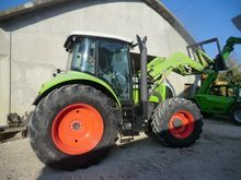 2010 Claas Arion 620 Farm Tract