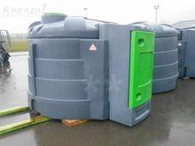 Fortis 3000 litres Liquid stora