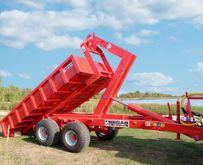 farm trailer : Porte conteneur