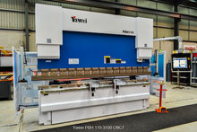 2015 Yawei PBH 160-4100 CNC5 (5