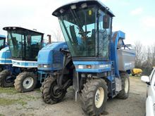 2001 New Holland SB 60 Grape ha