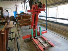 Kinshofer hydraulic pallethaak