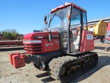 Yanmar crawler tractor