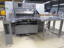 Used Paper cutter, P
