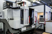 Used Hermle 5-axis m