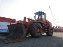 Used Case wheel load