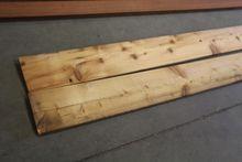 Used planks Houten i