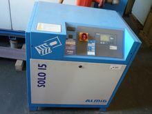 Druckluftkompressor Alup Solo 1