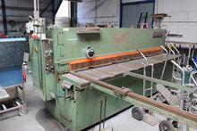 Safan guillotine shearing