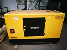 Dieselgenerator Rotek GD4WSS-3-