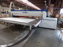 Schelling CNC format beam saw
