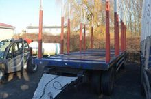 Platform trailer BEFA 2P24LZ-65