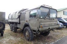 3-axle truck ÖAF Graf & Stift