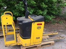 OM TSX pallet truck