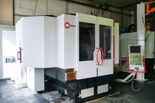 Used Hermle 3-axis m