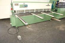 Elga hydraulic guillotine shear