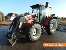 Used Same tractor wi