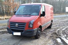 Transportation VW Crafter 2EKZ