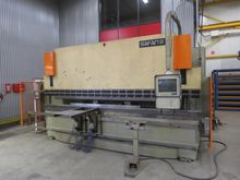CNC press brake, Safan