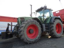 Used Fendt tractor i
